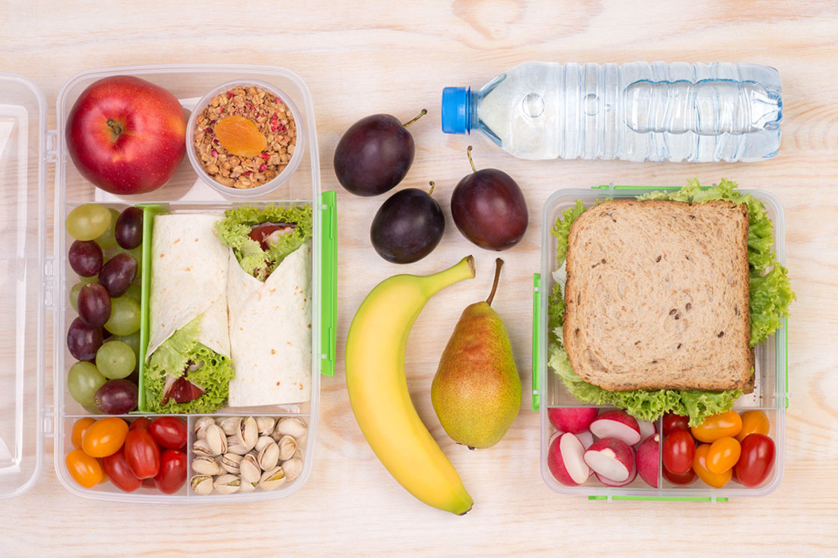 Full Week Healthy Lunch Box Recipes for Kids_foodoewish