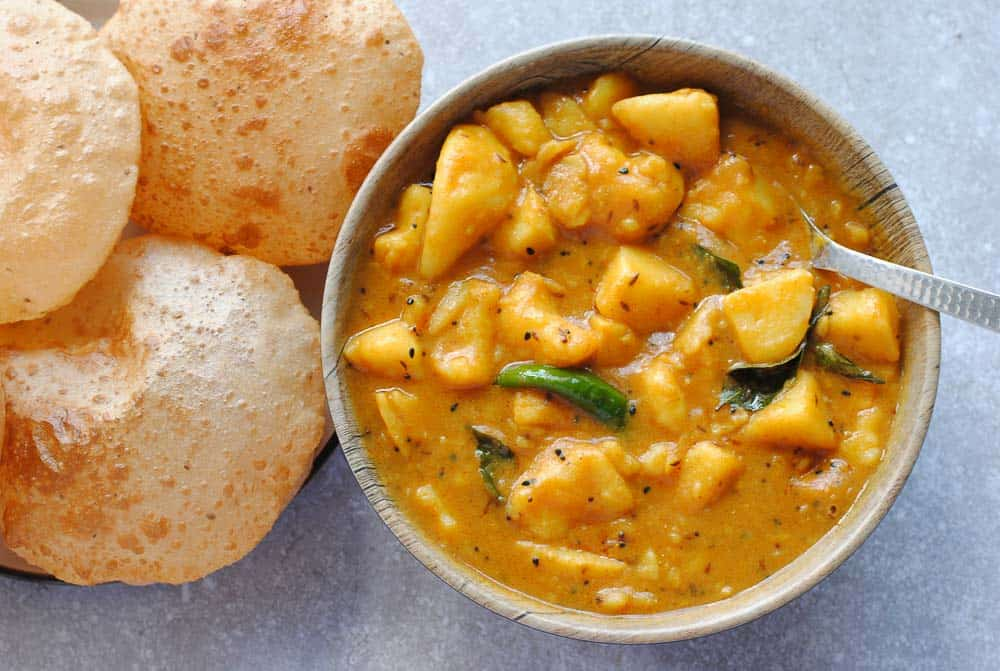 Famous Indian Vegetarian Dishes - foodiewish