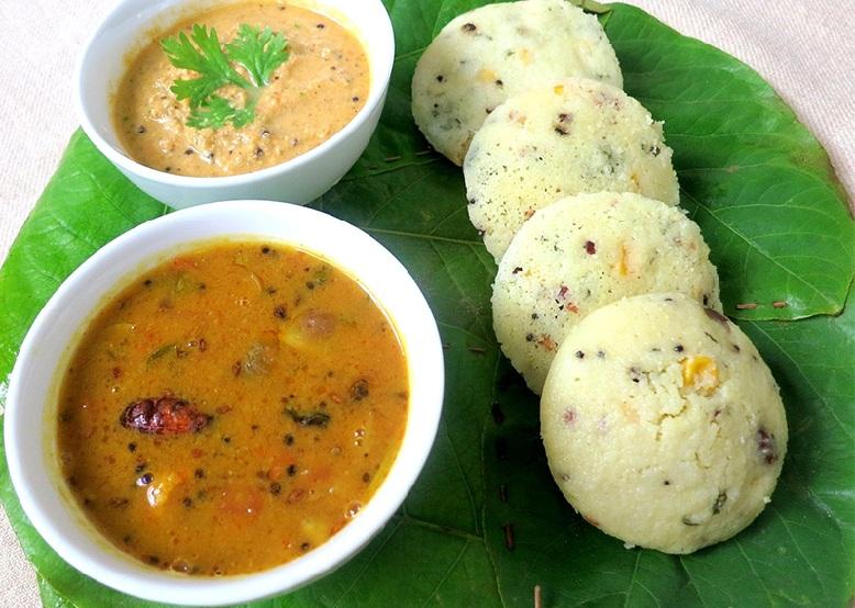 Idli Sambar Recipe