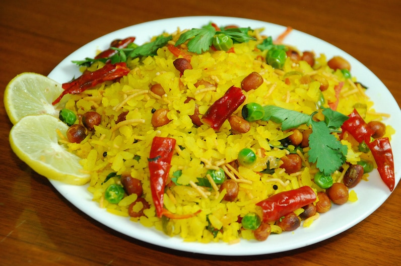 Poha recipe foodiewish
