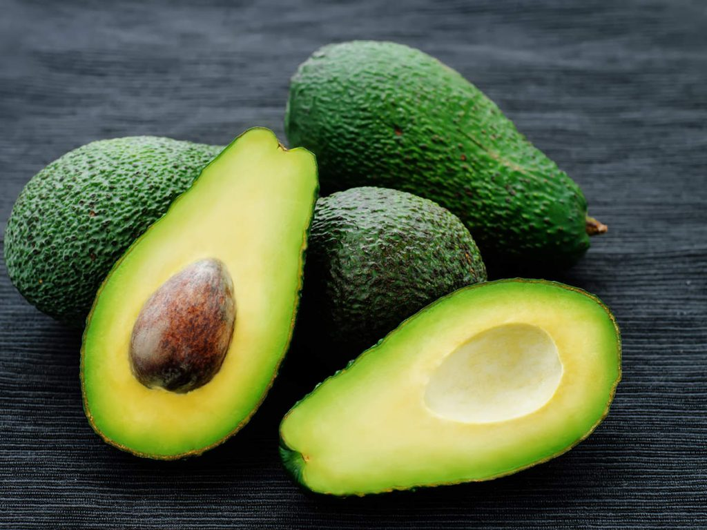Foods that Help Reduce Anxiety - Avocados