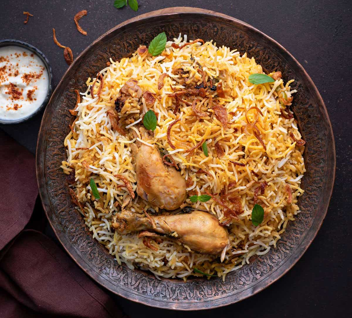 indian traditional food
