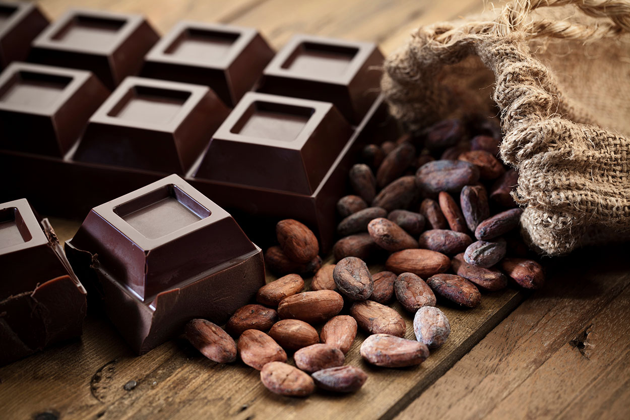 Mood Boosting Foods - Dark Chocolate