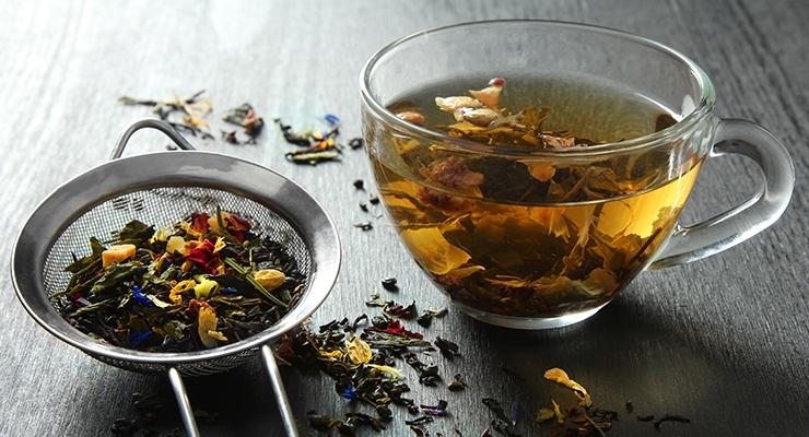 Foods that Help Reduce Anxiety - herbal tea