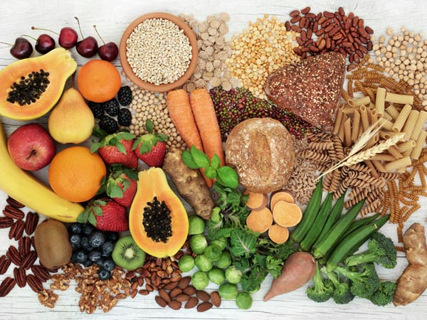 Foods that Help Reduce Anxiety - Fiber-rich Food