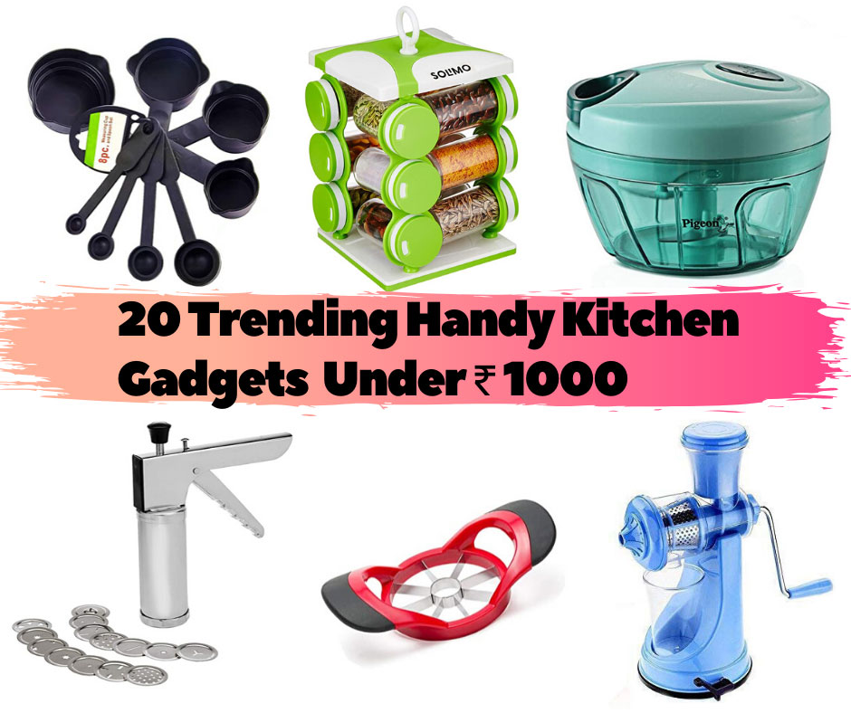 20 Cool Kitchen Gadgets Online India 2020 Foodiewish