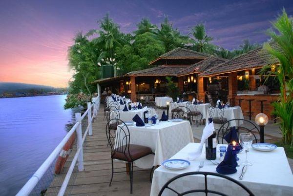 Best Seafood Restaurants in Goa - Fisherman's Wharf