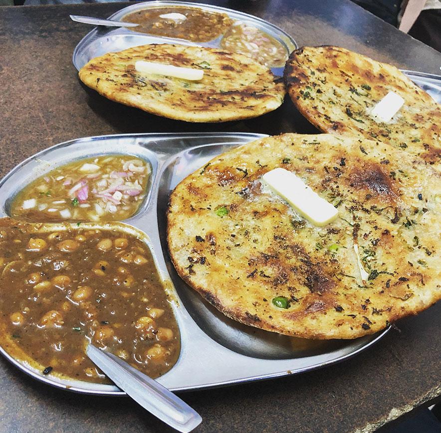 Best Punjabi Street Food