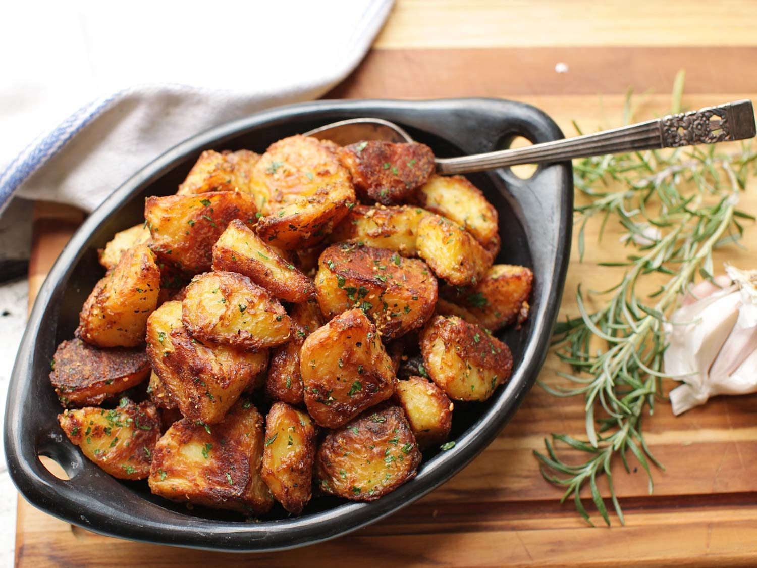 Interesting Ways to Cook Potatoes