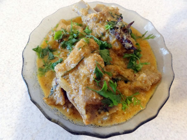 Kerala Mutton Curry