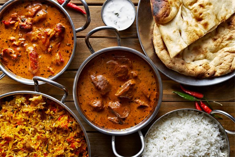 Indian Restaurants in Sacramento