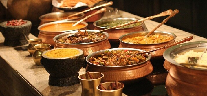 Indian Restaurants in San Antonio