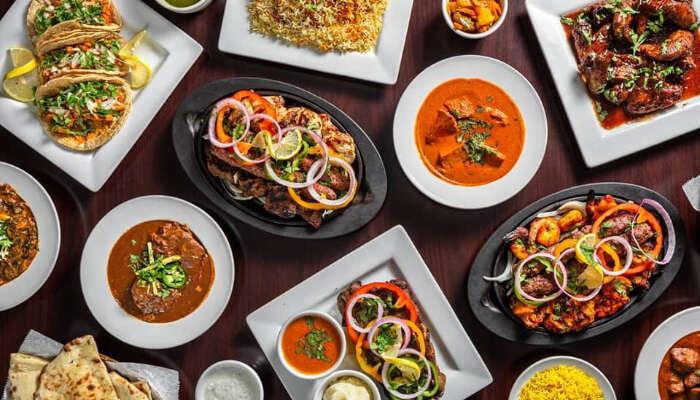 Indian Restaurants in Schaumburg
