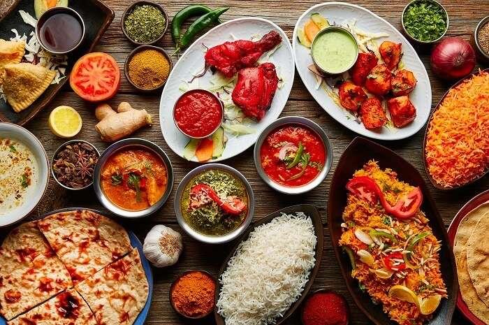 New Delhi Restaurant of India