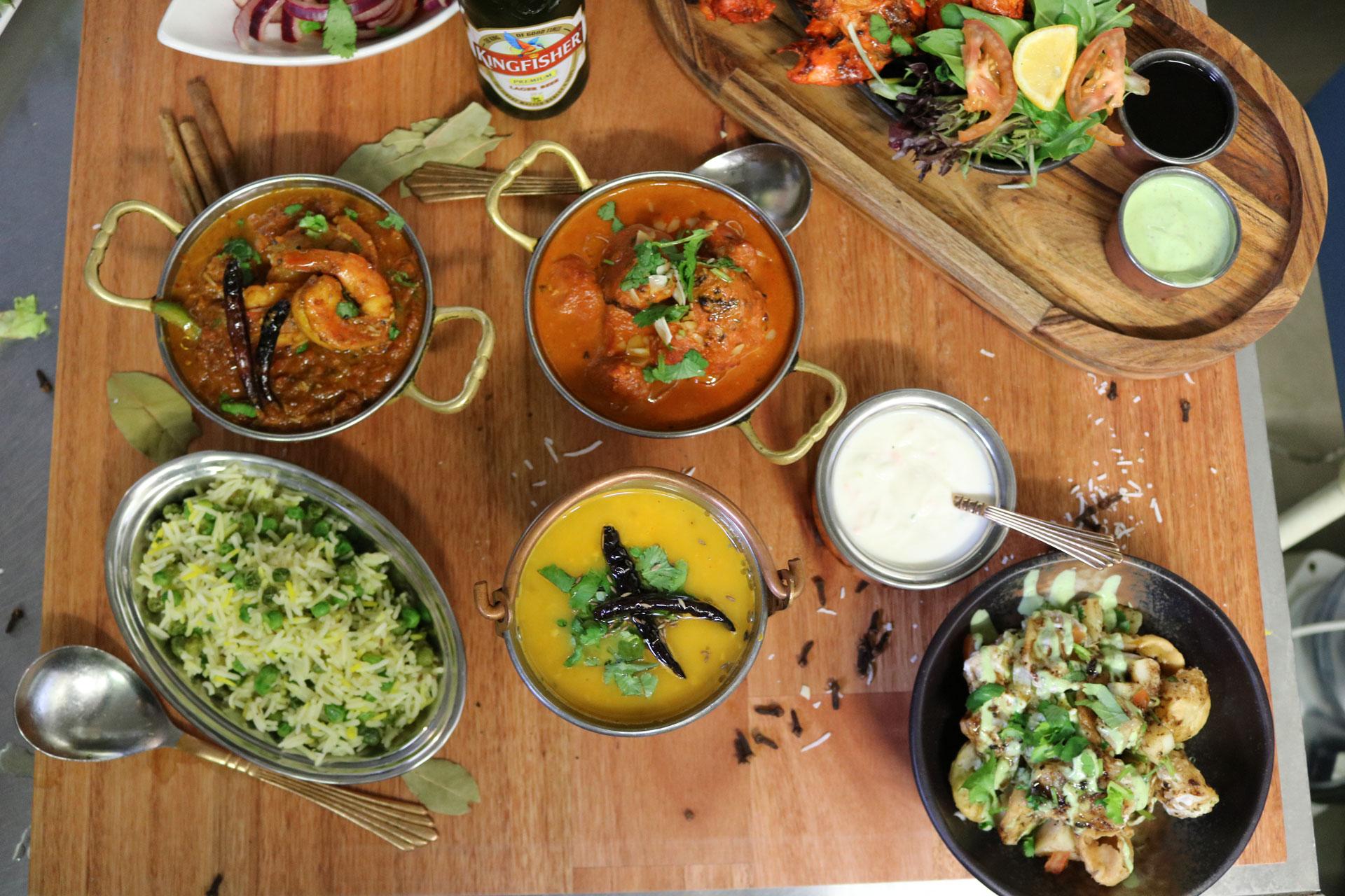 Top 6 Indian restaurants in Vermont